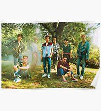 ko ko bop - EXO Poster