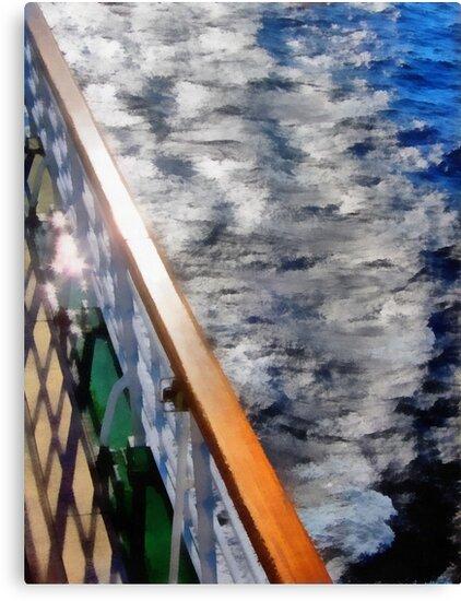 All at Sea by David Carton