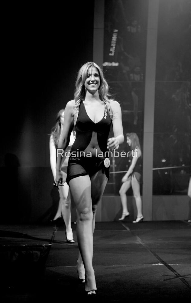 Miss Italia by Rosina lamberti