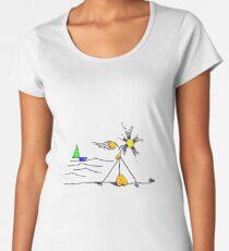 Monica and Sunset T-Shirt - I Women's Premium T-Shirt