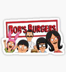 Bob's Burgers - The Belcher Family  Sticker