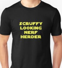 who you calling scruffy? T-Shirt