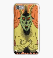 Hell Awaits iPhone Case/Skin