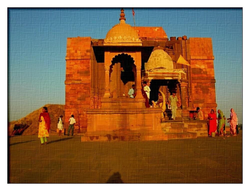 Bhojpur (11th century) shiva temple by nisheedhi