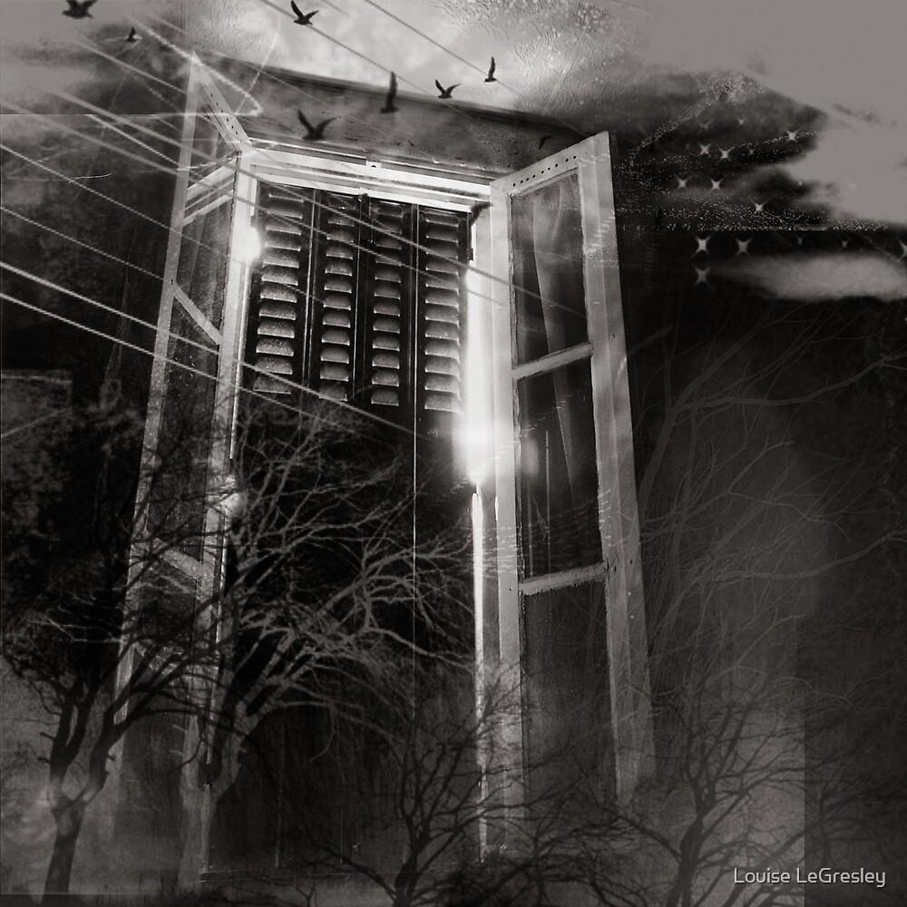 { sleepless nights } by Louise LeGresley