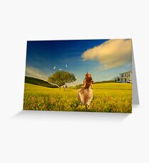 Anything To Get To You... Greeting Card