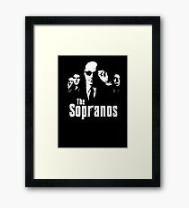 The Sopranos Framed Print