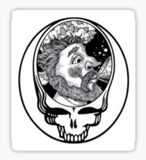 The Alchemist Brewery Skull Sticker