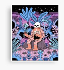 The Second Cycle  Canvas Print