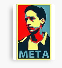 abed Canvas Print