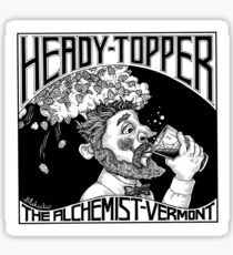 Heady Topper Sticker