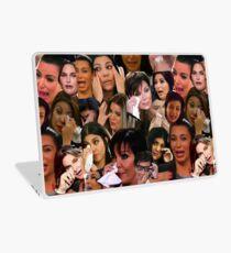 Vinilo para portátil Collage llorando de Kardashian