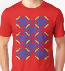 Mosaic-1 Plain T-Shirt