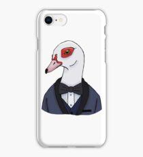 Dinner Duck iPhone Case/Skin