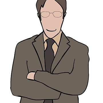 Dwight The Office by yowisy