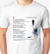 Radiohead - Lift - Lyrics Unisex T-Shirt