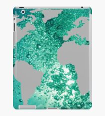 World map 3. iPad Case/Skin