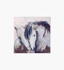 Horses Art Board