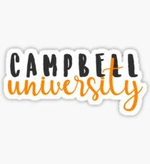 campbell Sticker