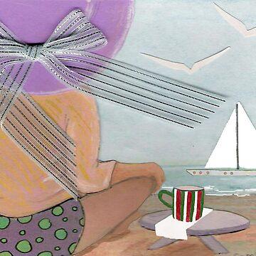 Tea AT The Sea by carolanngrace