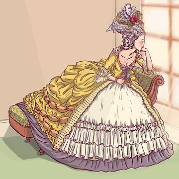 Marie Antoinette by Arisun