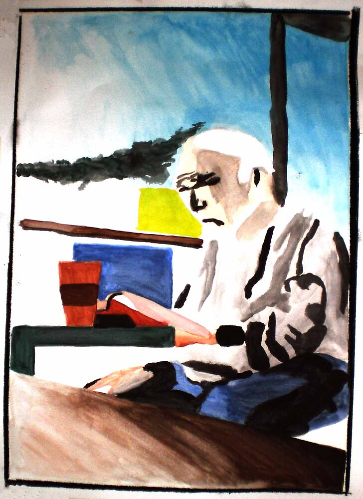 Reader by jeffmora