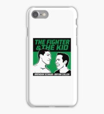 Fighter and The Kid iPhone Case/Skin