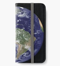 The Earth iPhone Wallet/Case/Skin