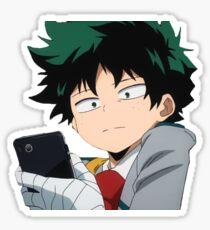 Midoriya -_- Sticker