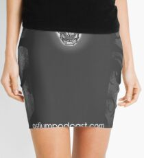 The Blackness Mini Skirt