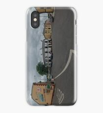 Carrick Crossroads, Donegal(Rectangular)  iPhone Case