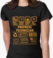 PREPRESS TECHNICIAN - NICE DESIGN 2017 T-Shirt