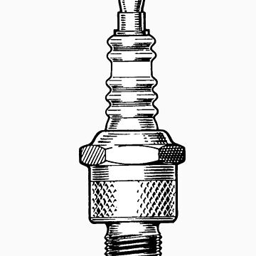 Spark Plug by Classicperfection