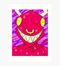Slap Happy Art Print