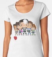 Love Voltron Women's Premium T-Shirt