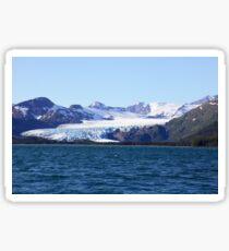 Glacial Wilderness Sticker