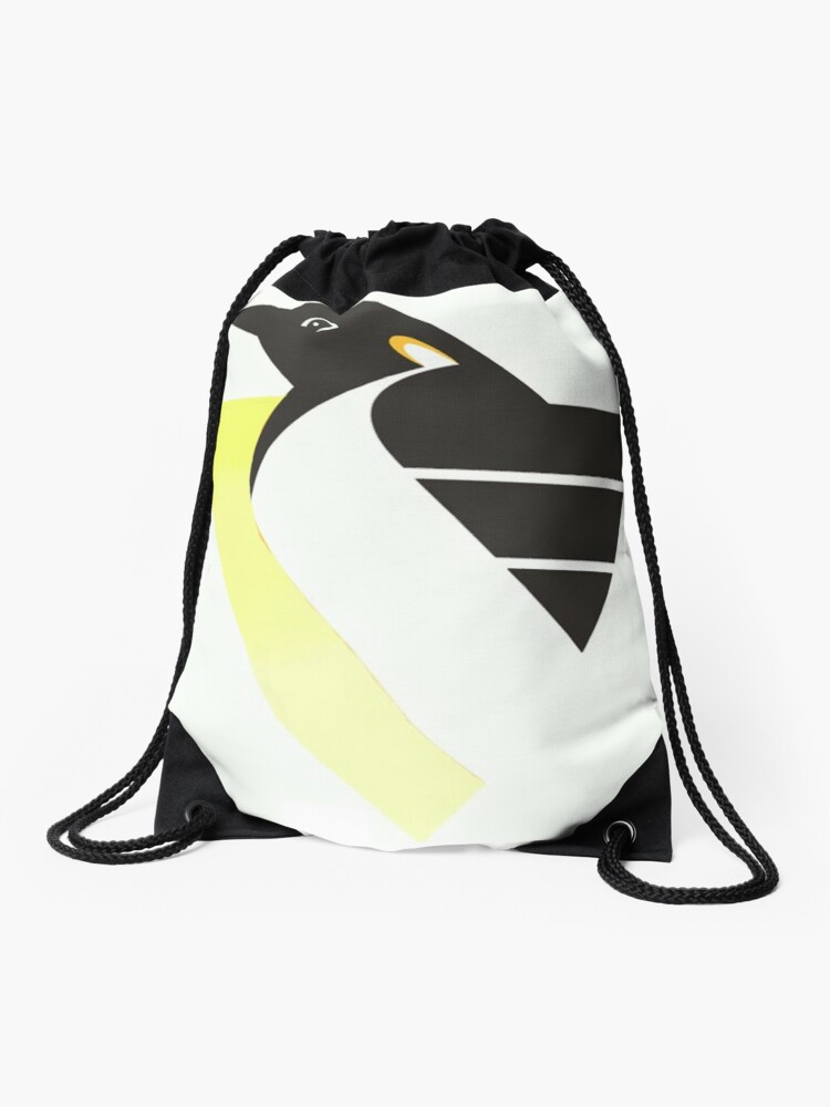sports shoes ff063 735ec Gradient Robo Penguin | Drawstring Bag