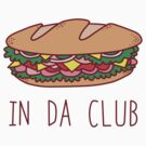 In Da Club by DetourShirts