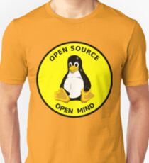 Open Source Open Mind Unisex T-Shirt