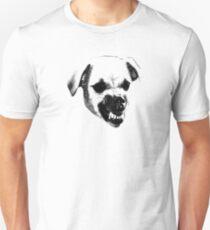 Funny Angry Dog t shirt Unisex T-Shirt