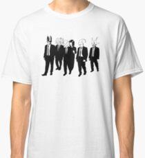 reservouir villains warriors from saiyans saga suits movie tarantino Classic T-Shirt