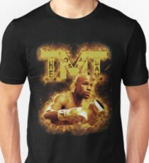 Floyd Mayweather TMT On Fire T-Shirt