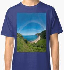 Kinnagoe Bay Panorama Classic T-Shirt