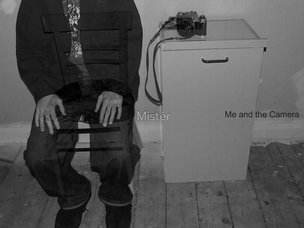 Me and the Camera by Matt Roberts