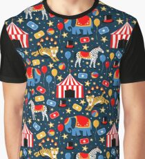 Under the Big Top Graphic T-Shirt