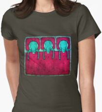 waiting for a dream Women's Fitted T-Shirt
