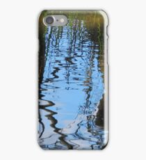 Ripple Reflections iPhone Case/Skin