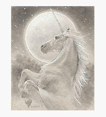 The Unicorn Photographic Print