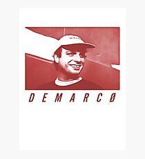 smoke mac demarco Photographic Print