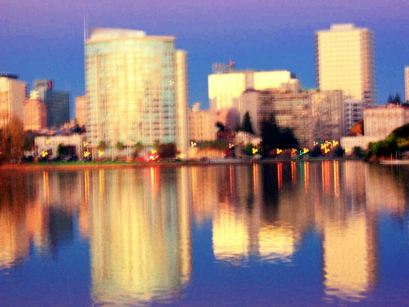 Downtown Oakland (1) by clou